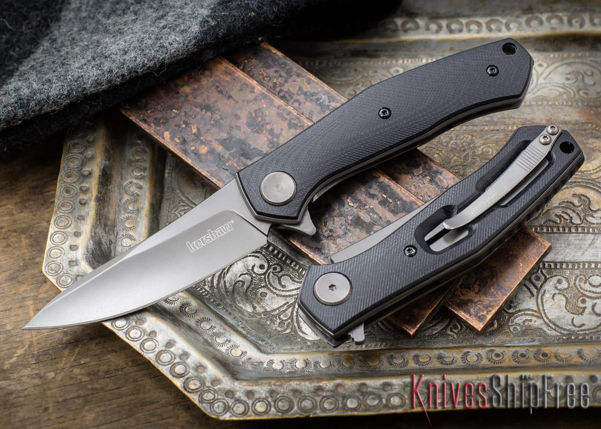 Kershaw Knives: Concierge - KVT Bearings - Black G-10 - 4020 primary image