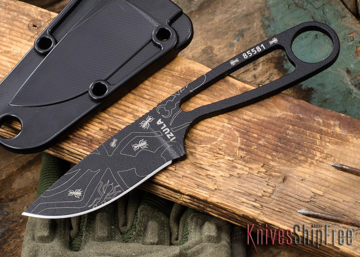 ESEE Knives: Izula - Ant Swarm primary image