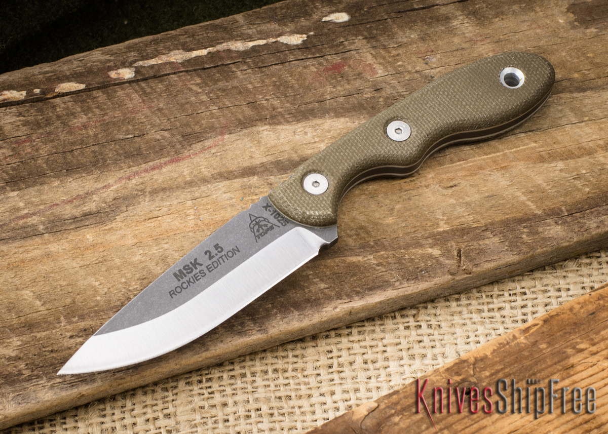 TOPS Knives: Mini Scandi Rockies Edition primary image