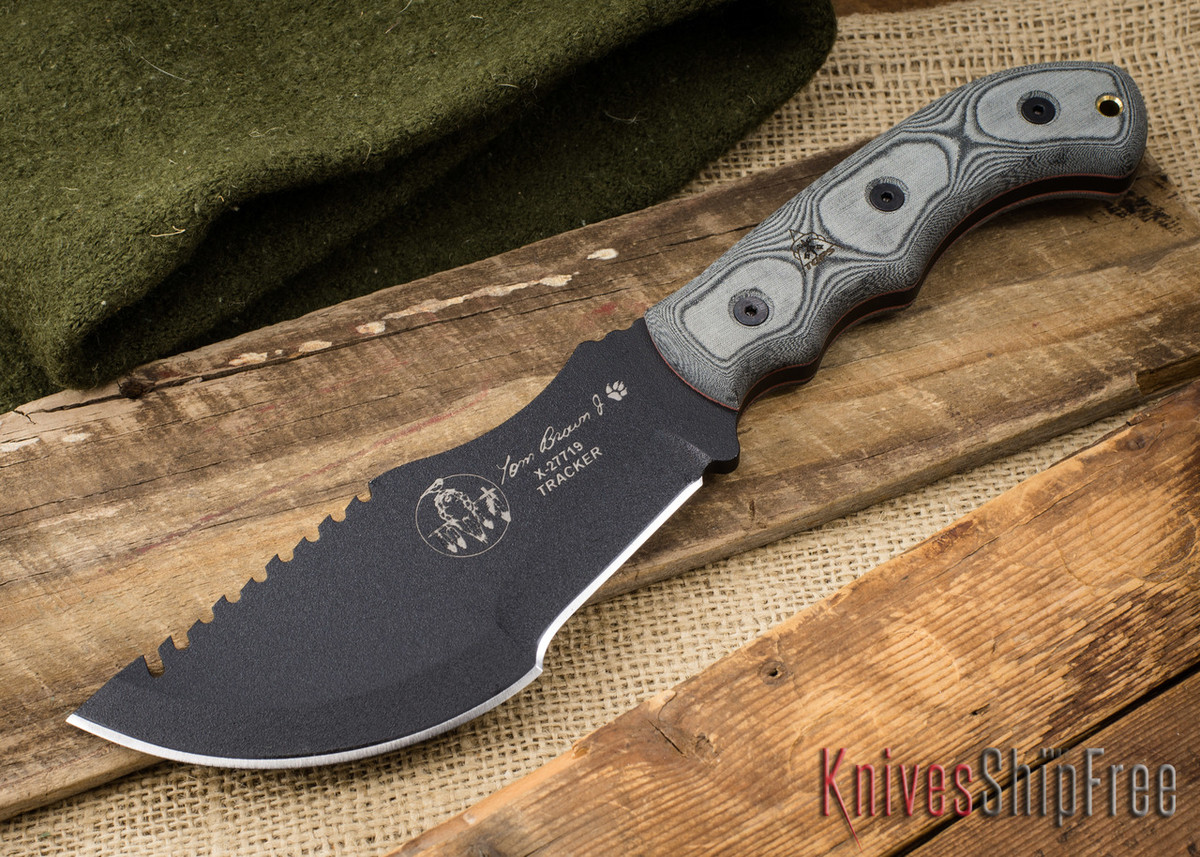 TOPS Knives: Tom Brown Tracker primary image