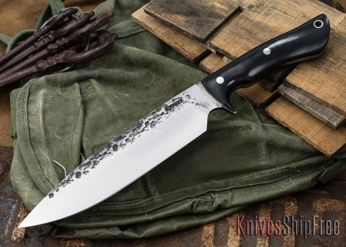 Lon Humphrey Knives: Ranger - Black G-10 - 001 primary image