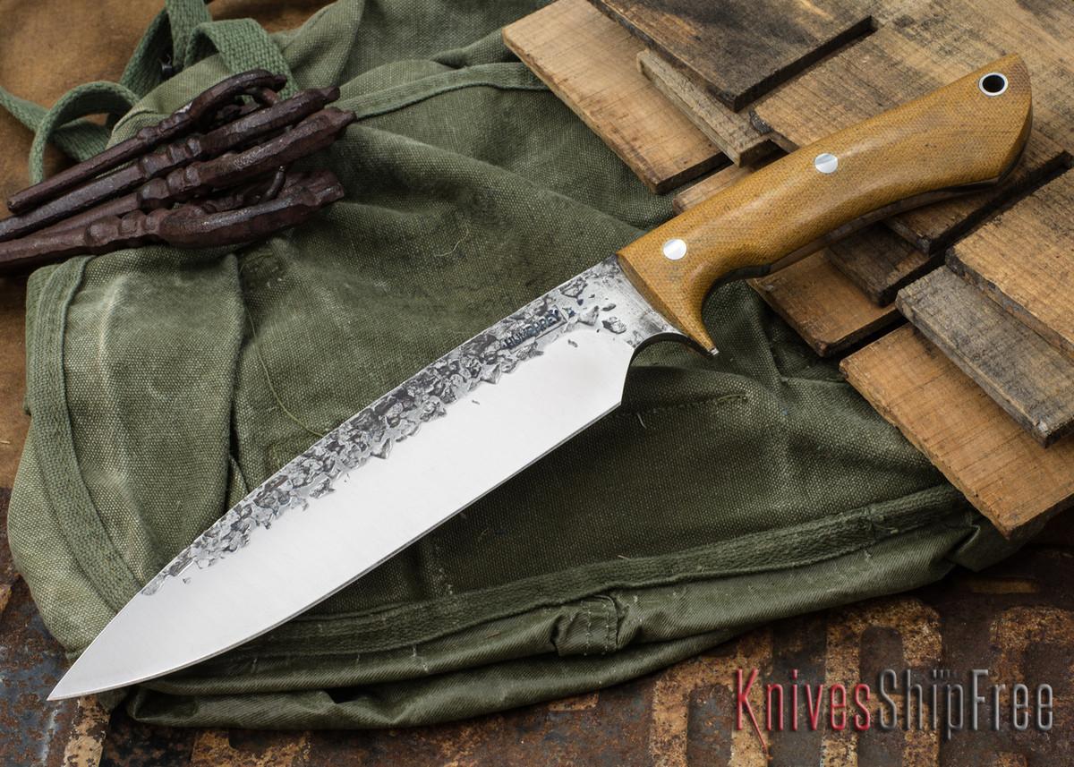 Lon Humphrey Knives: Ranger - Natural Micarta - 085 primary image