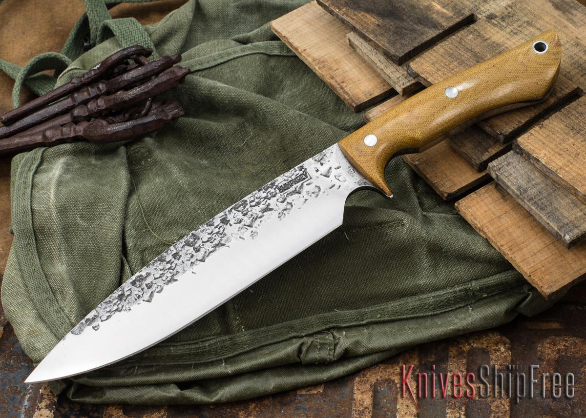 Lon Humphrey Knives: Ranger - Natural Micarta - 090 primary image