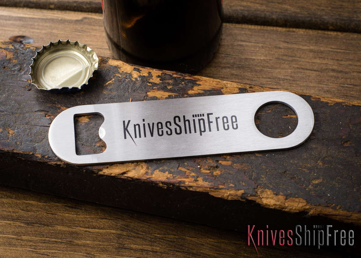 KnivesShipFree Bottle Opener primary image