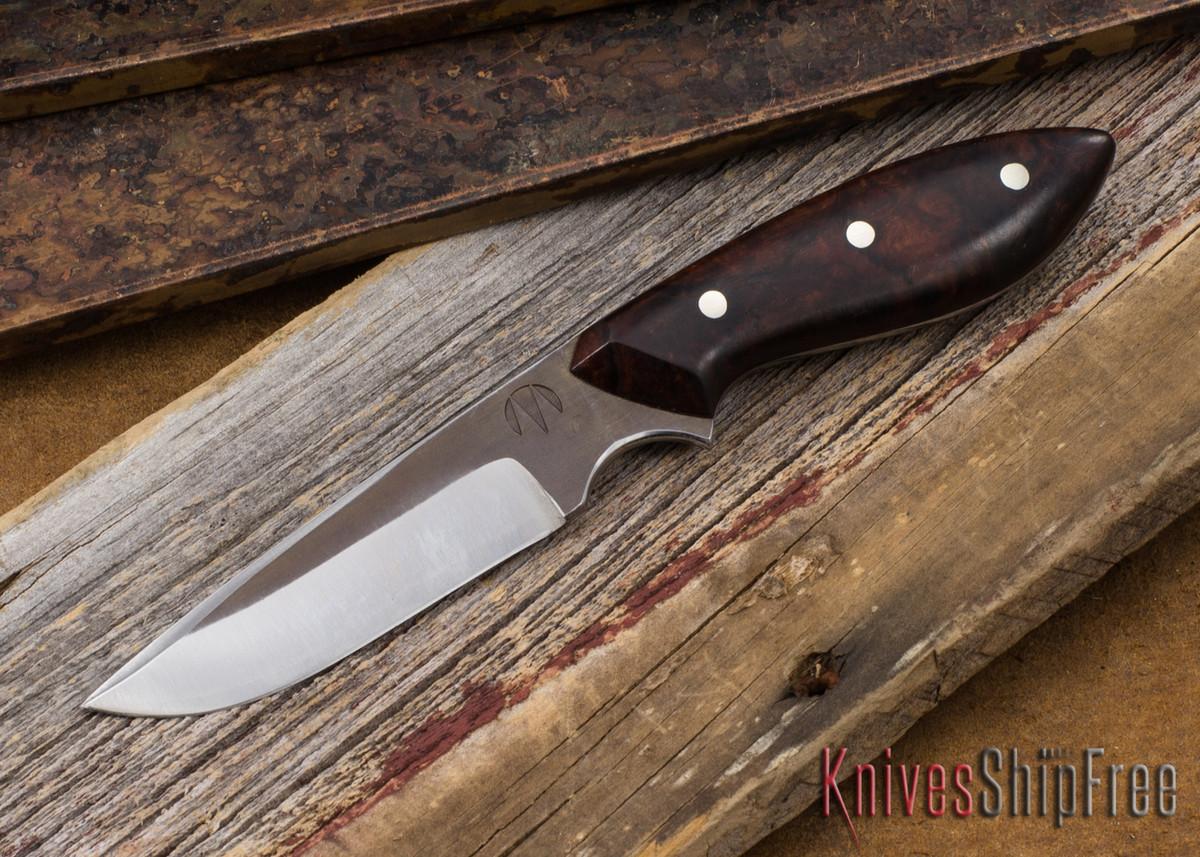 Carter Cutlery: Muteki #1571 Emily's Knife - Desert Ironwood - Laminated White Steel primary image