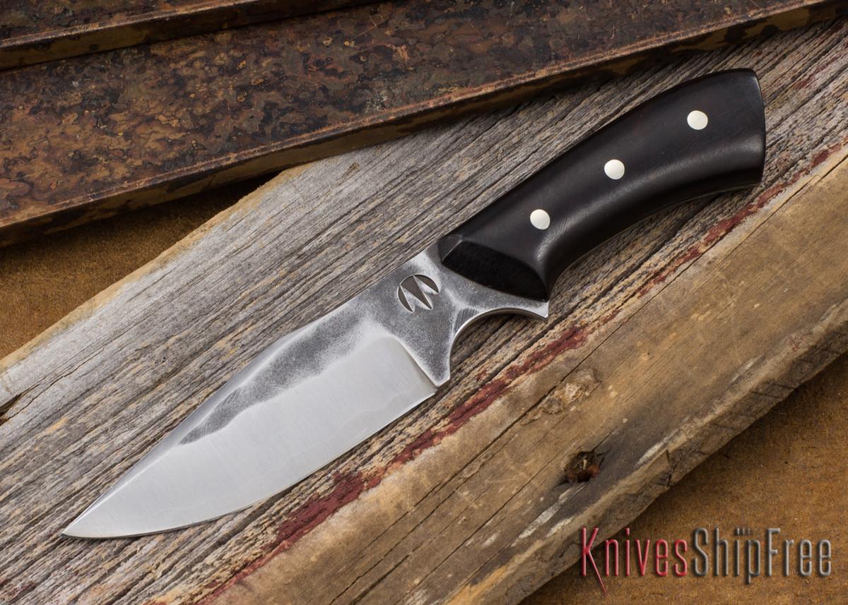 Carter Cutlery: Muteki #1402 Freestyle - Desert Ironwood - Laminated White Steel primary image