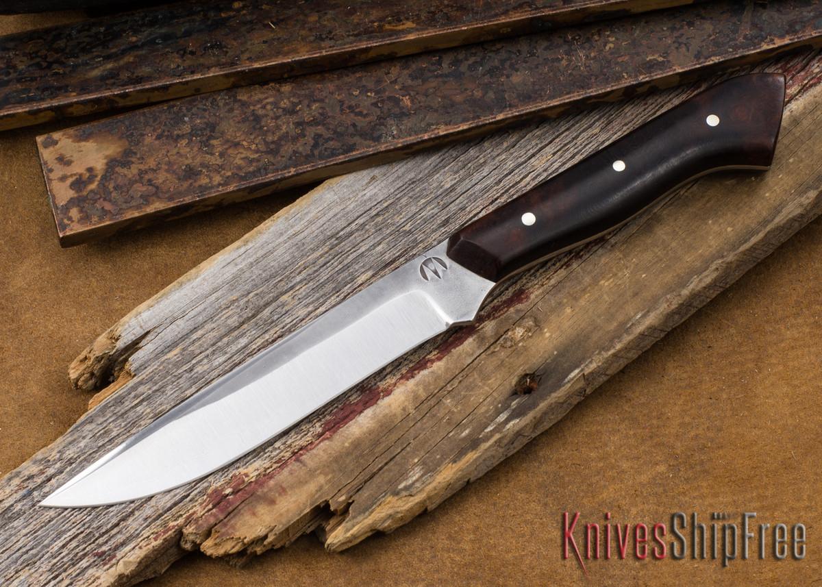 Carter Cutlery: Muteki #1767 Freestyle - Desert Ironwood - Laminated White Steel primary image