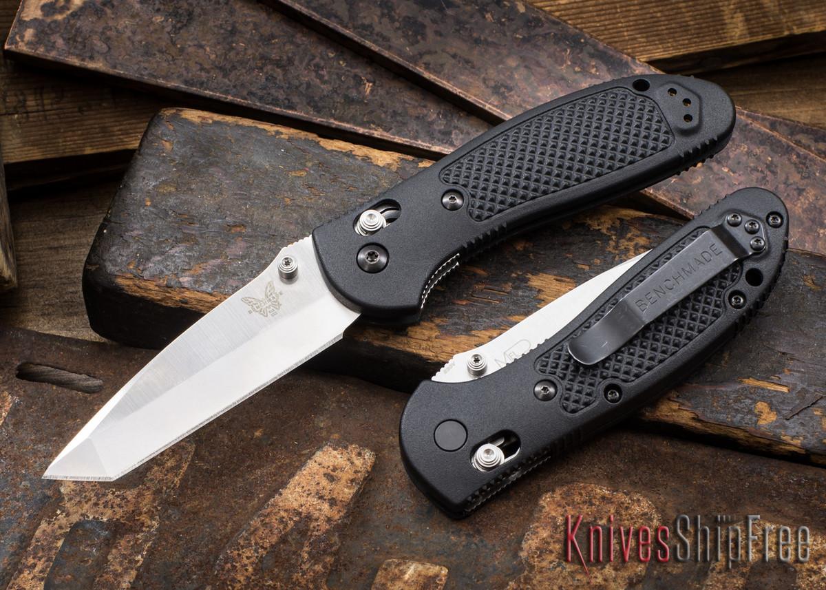 Benchmade Knives: 553-S30V Griptilian - Tanto - CPM-S30V - AXIS Lock primary image