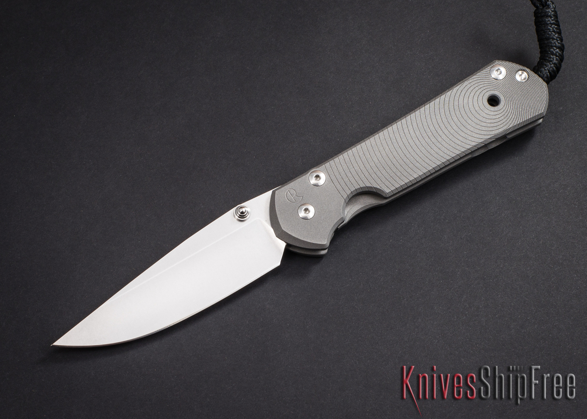 Chris Reeve Knives: Large Sebenza 21 - CGG Doppler