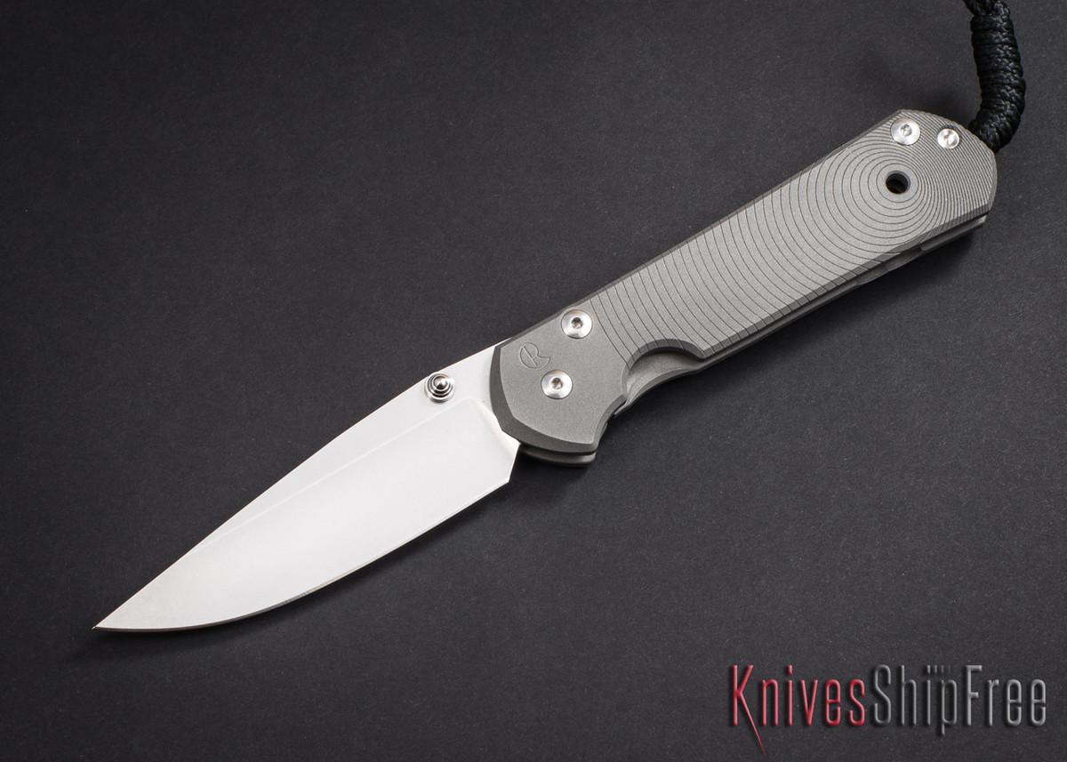 Chris Reeve Knives: Large Sebenza 21 - CGG Doppler primary image