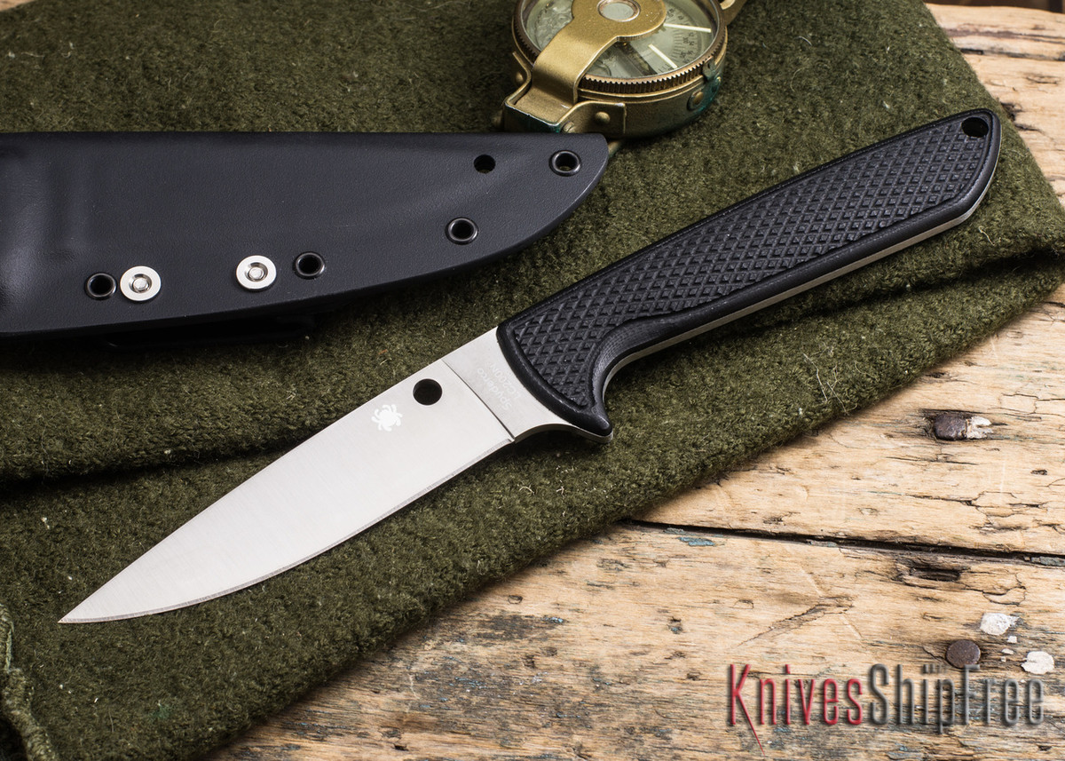 Spyderco: Waterway Fixed Blade - Textured G-10 - LC200N Stainless - FB43GP primary image