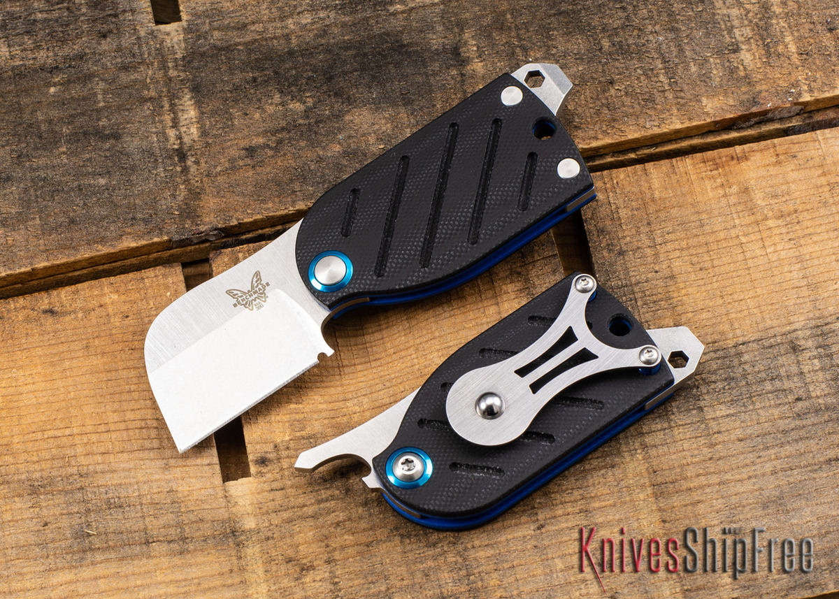 Benchmade Knives: 380 Aller - Multitool Knife - G-10 - CPM-S30V primary image