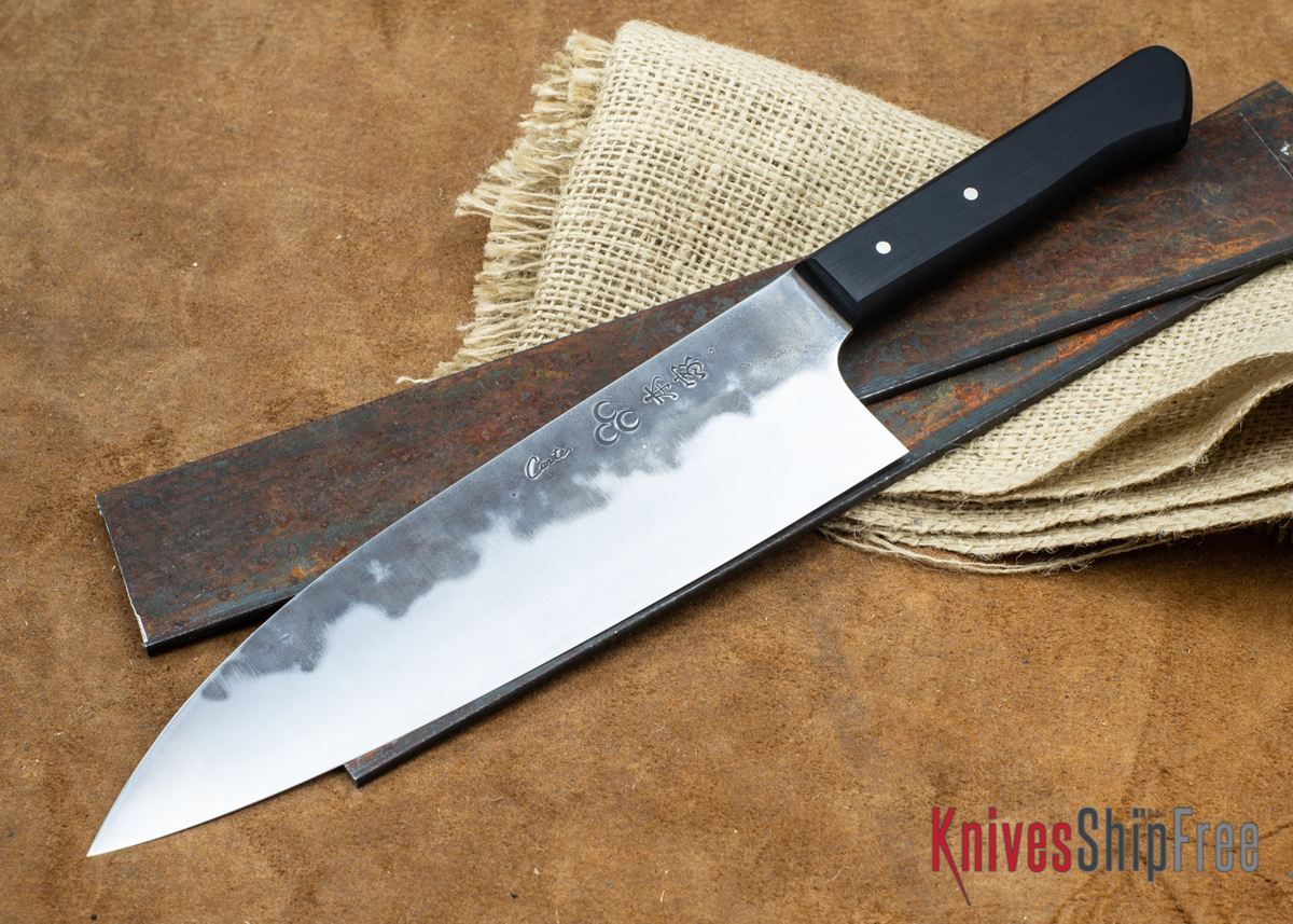 "Carter Cutlery: 8.11"" Carter #1683 Stainless Fukugozai Perfect Kitchen Knife primary image"
