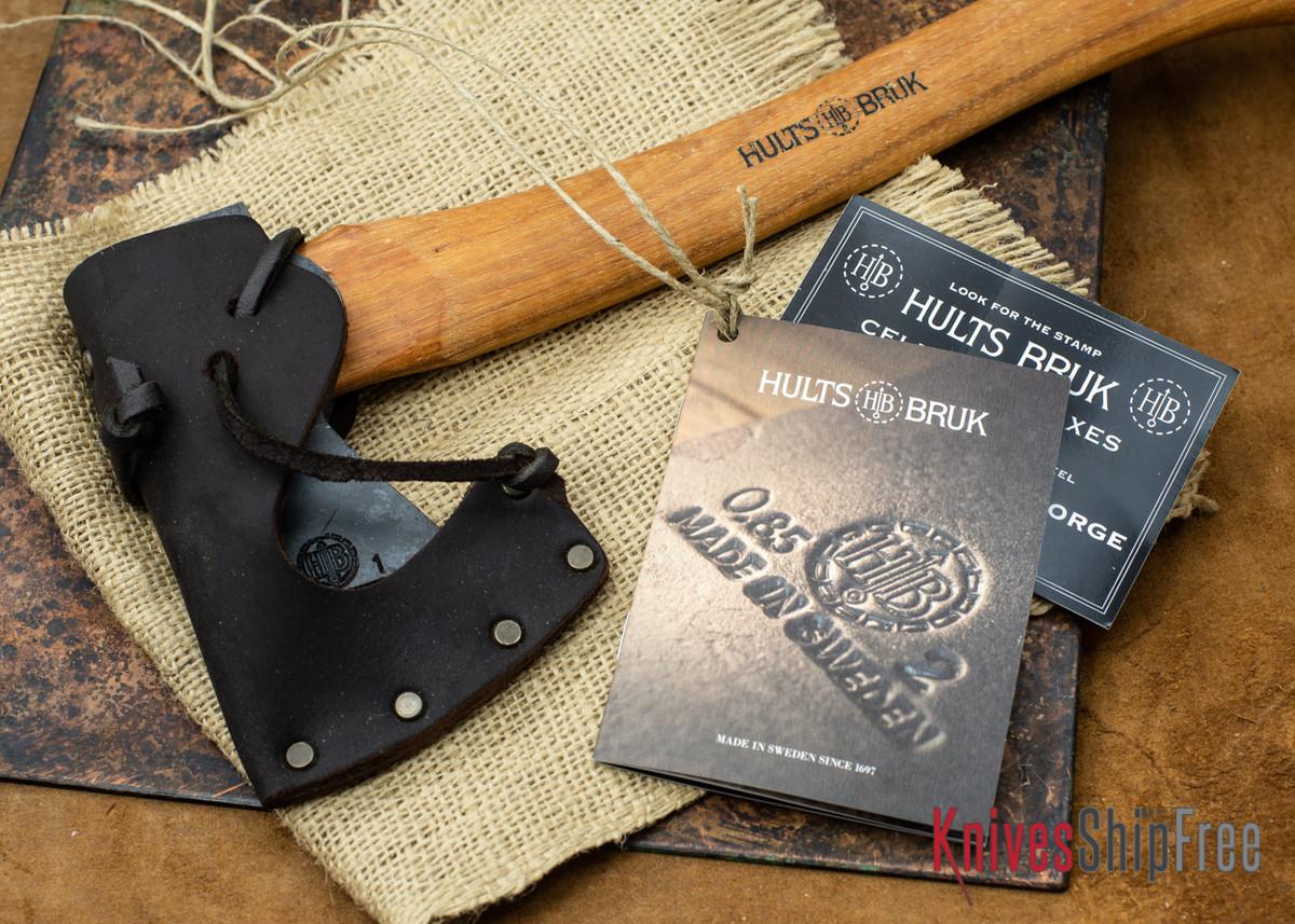 Hults Bruk: Almike Hatchet - Forged Axe Head - Premium Series