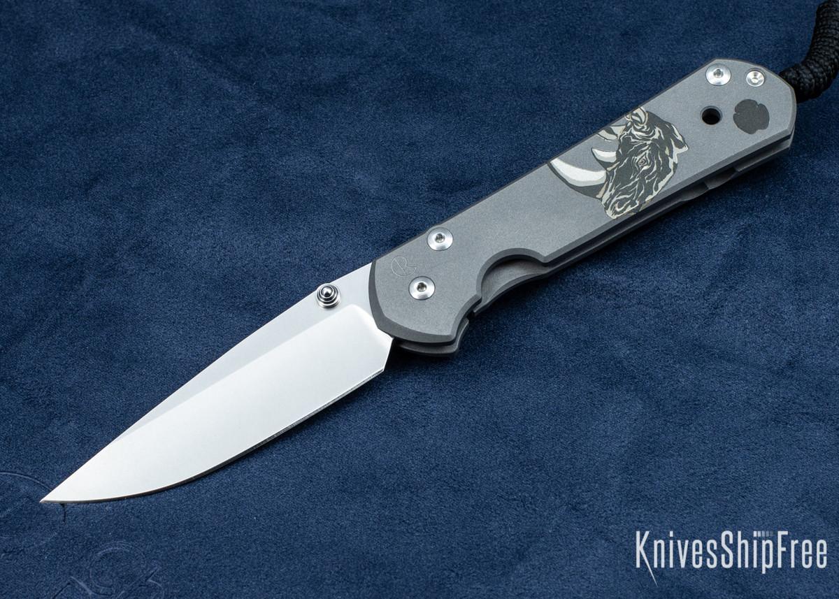 Chris Reeve Knives: Large Sebenza 21 - CGG Rhino primary image