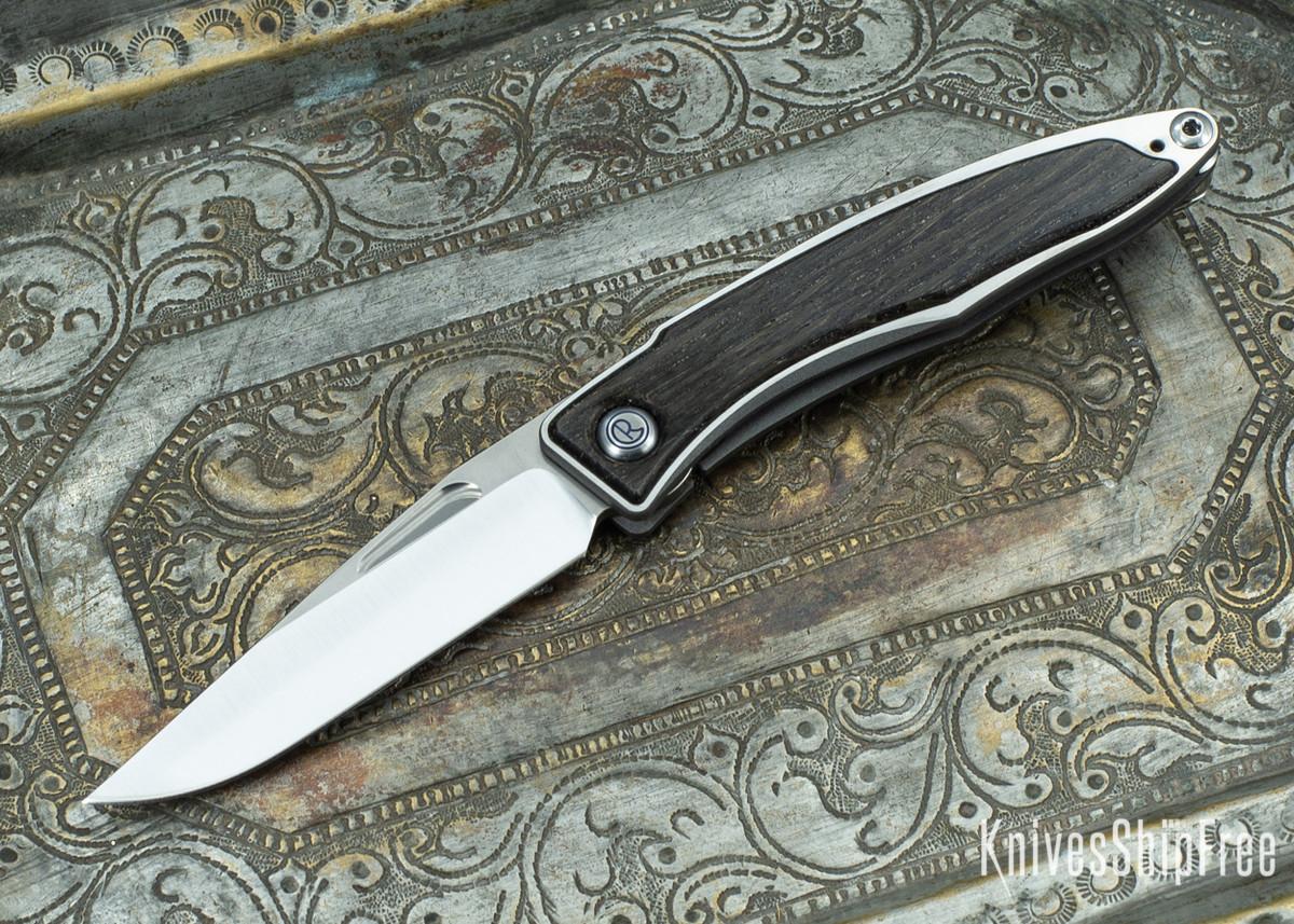 Chris Reeve Knives: Mnandi - Bog Oak - 020404 primary image