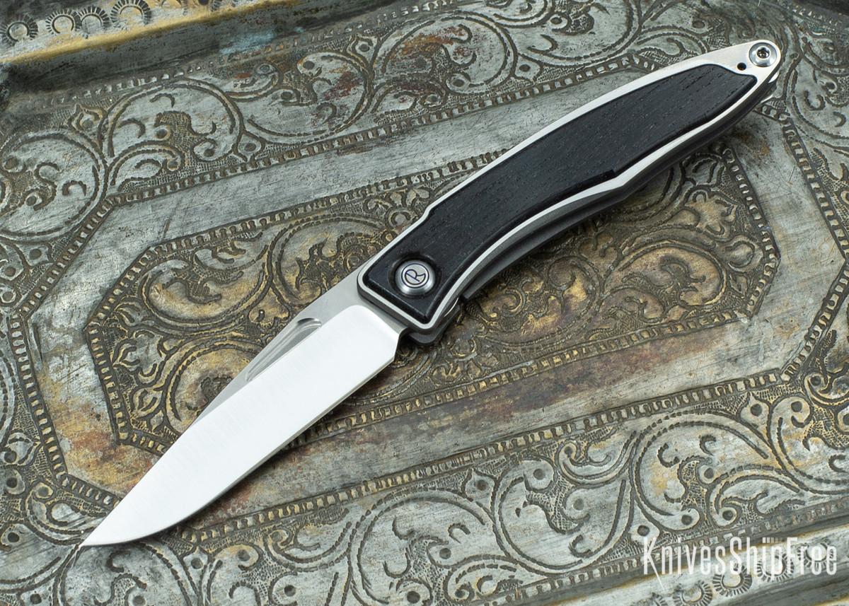 Chris Reeve Knives: Mnandi - Bog Oak - 020409 primary image