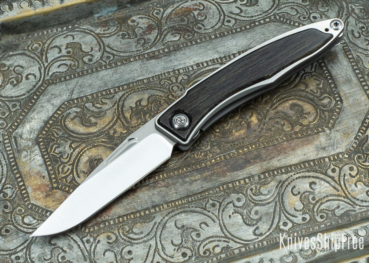 Chris Reeve Knives: Mnandi - Bog Oak - 020410 primary image