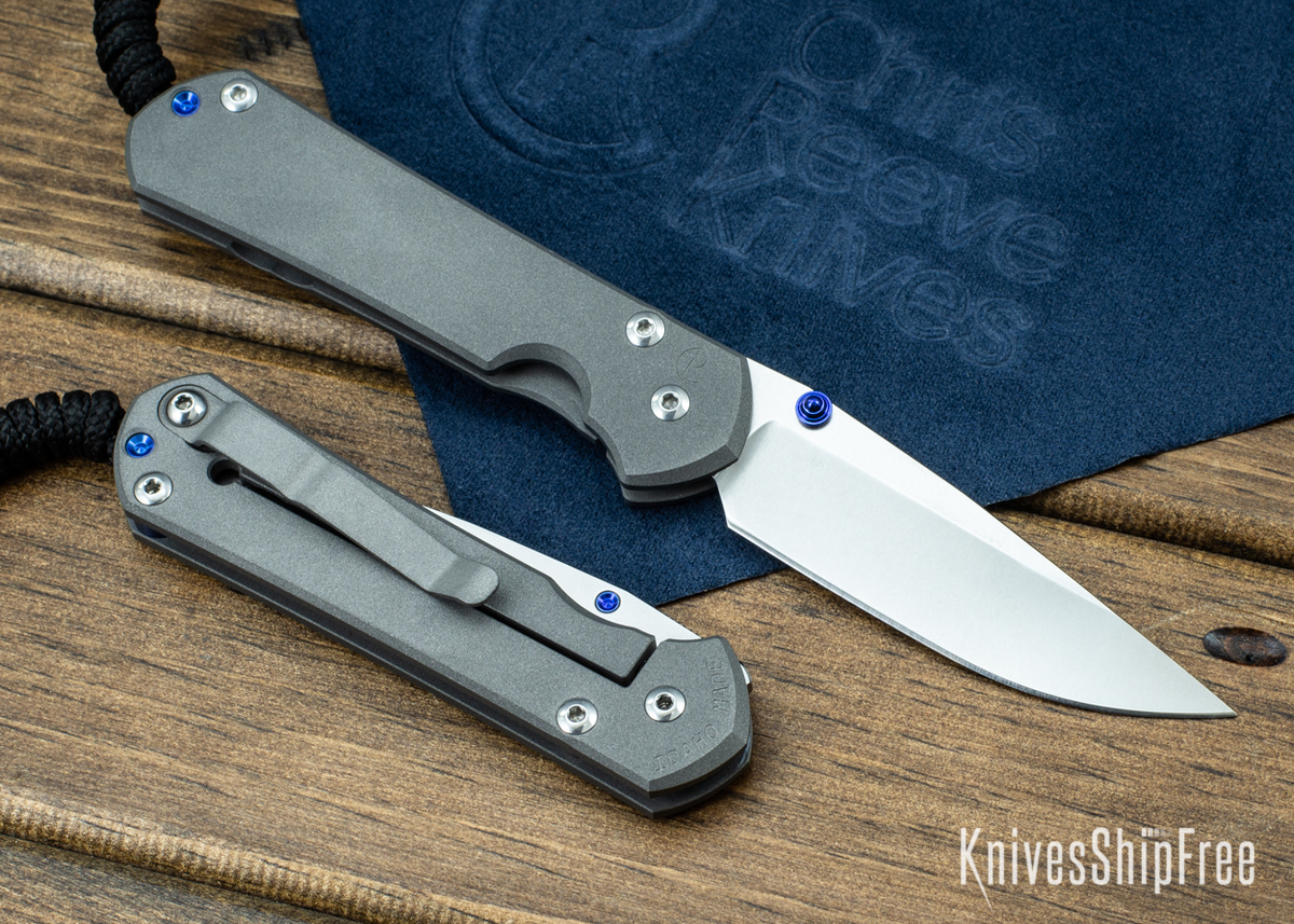 Chris Reeve Knives: Small Sebenza 31 - Left-Handed primary image