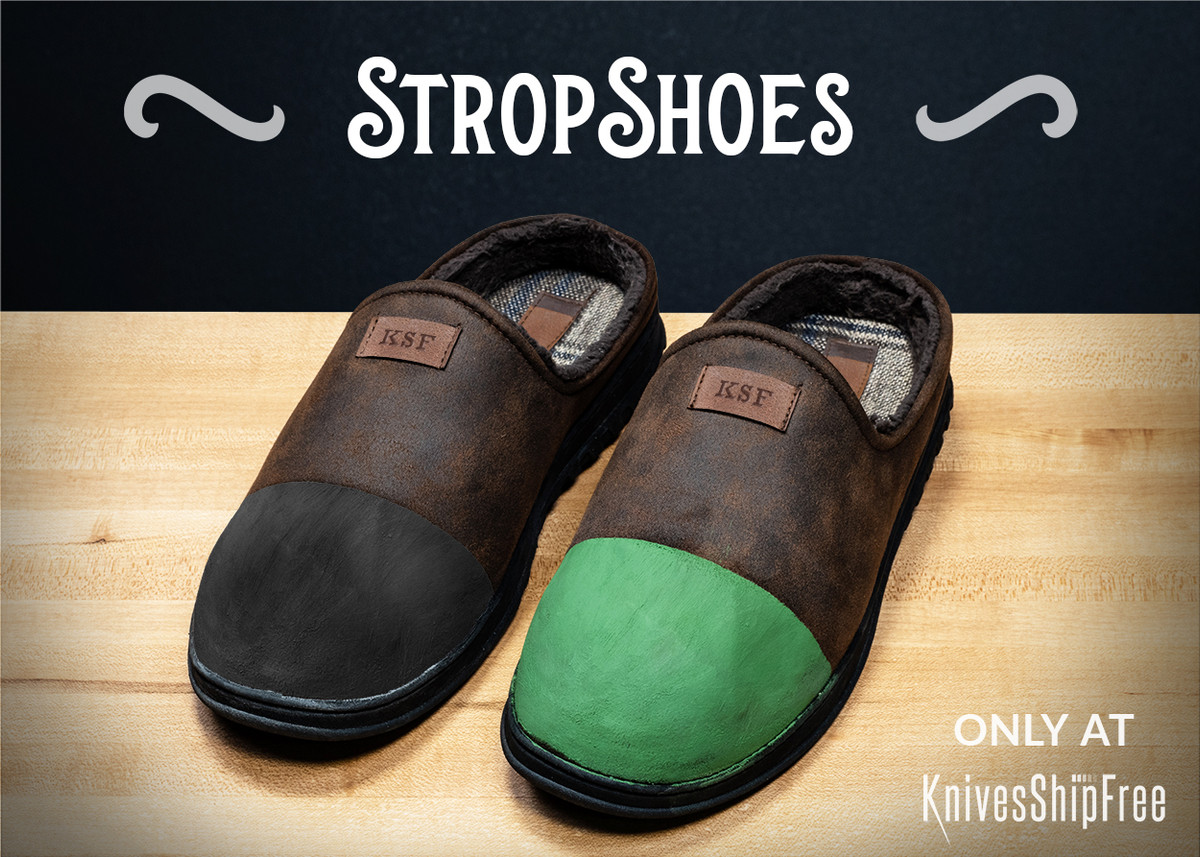 Limited Edition Strop Shoes primary image