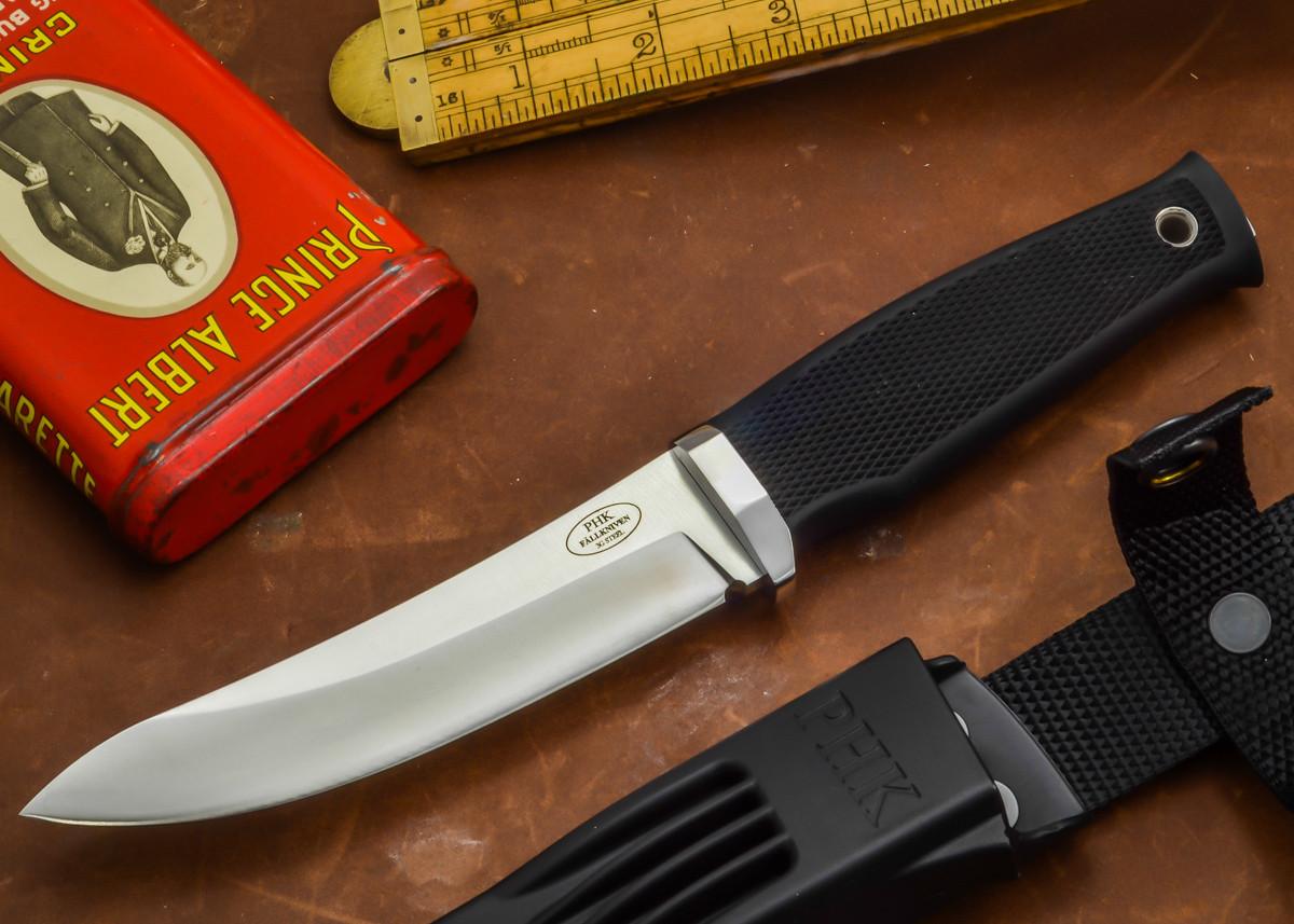 Fallkniven: PHKZ - Professional Hunter's Knife - 3G Steel primary image