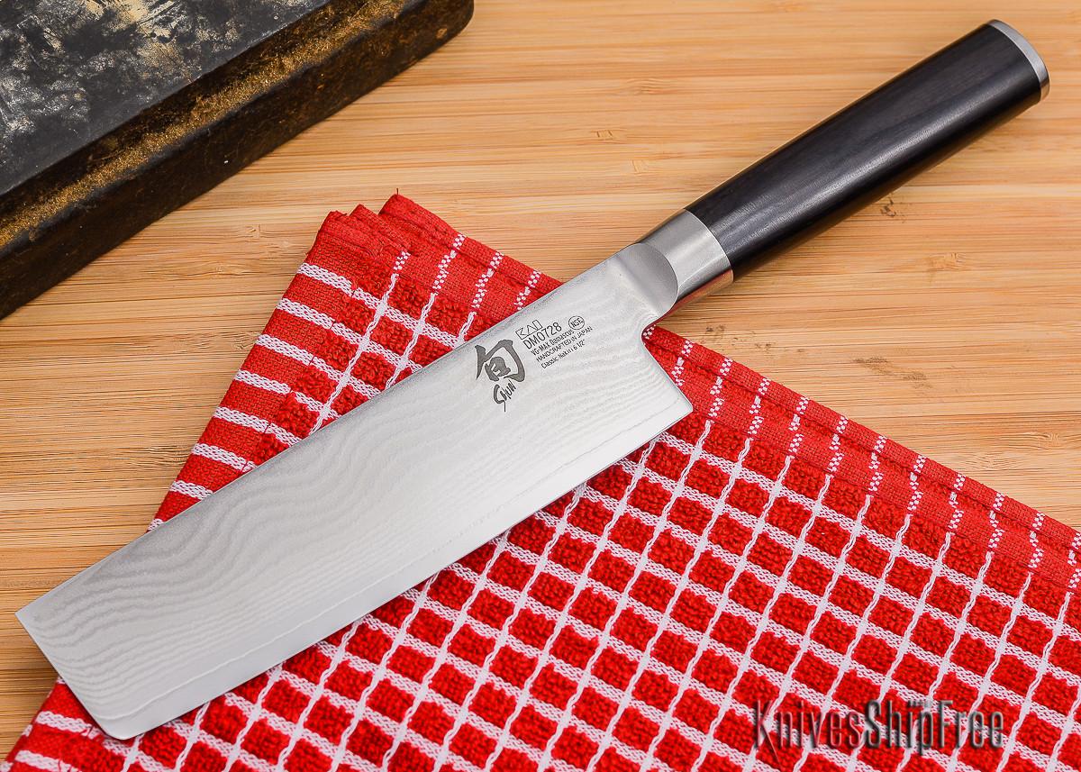 "Shun Knives: Classic Nakiri 6.5"" - DM0728 primary image"