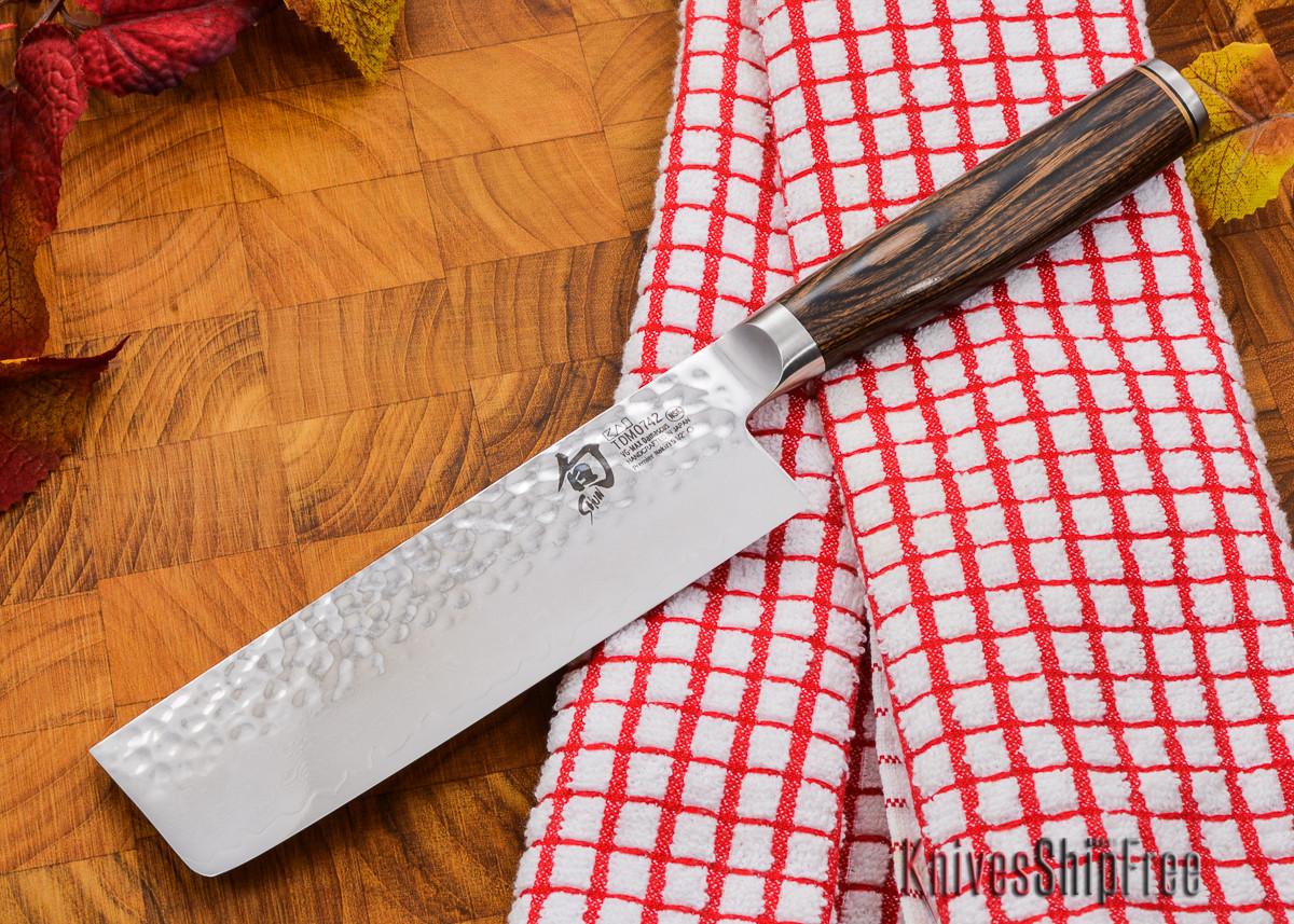 """Shun Knives: Premier Nakiri 5.5"""" - TDM0742 primary image"""