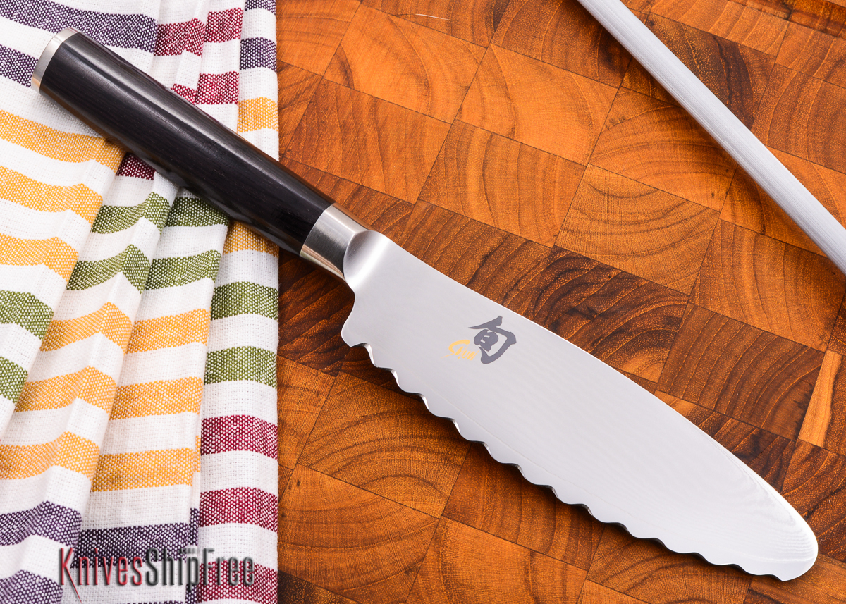 """Shun Knives: Classic Ultimate Utility Knife 6"""" - DM0741 primary image"""