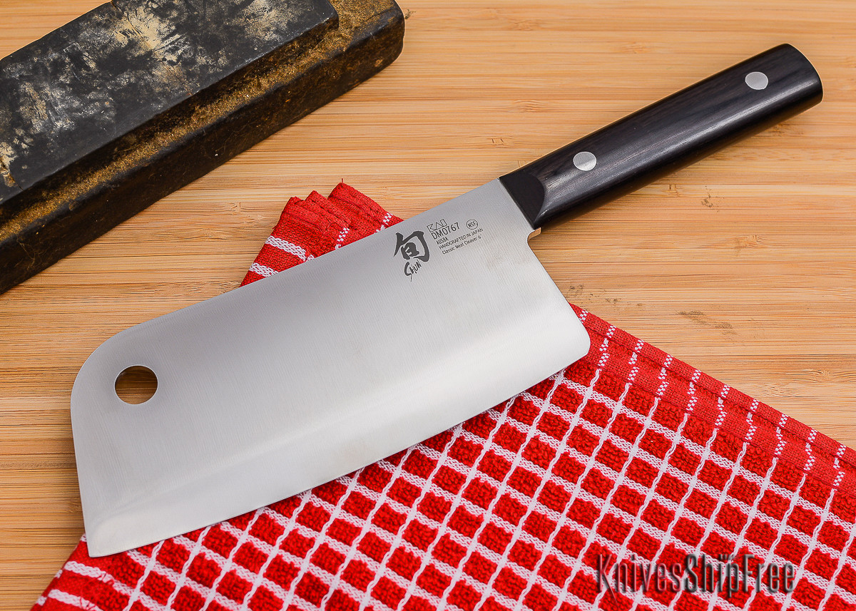 """Shun Knives: Classic Meat Cleaver 6"""" - DM0767 primary image"""