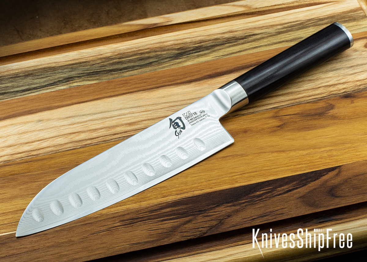 "Shun Knives: Classic H.G. Santoku Knife 7"" - DM0718 primary image"