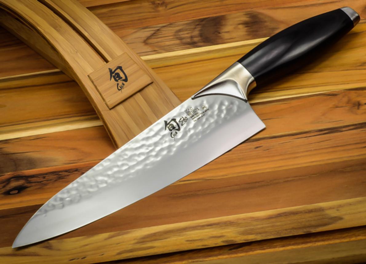 "Shun Knives: Edo Chef's Knife 8.5"" - BB1503"