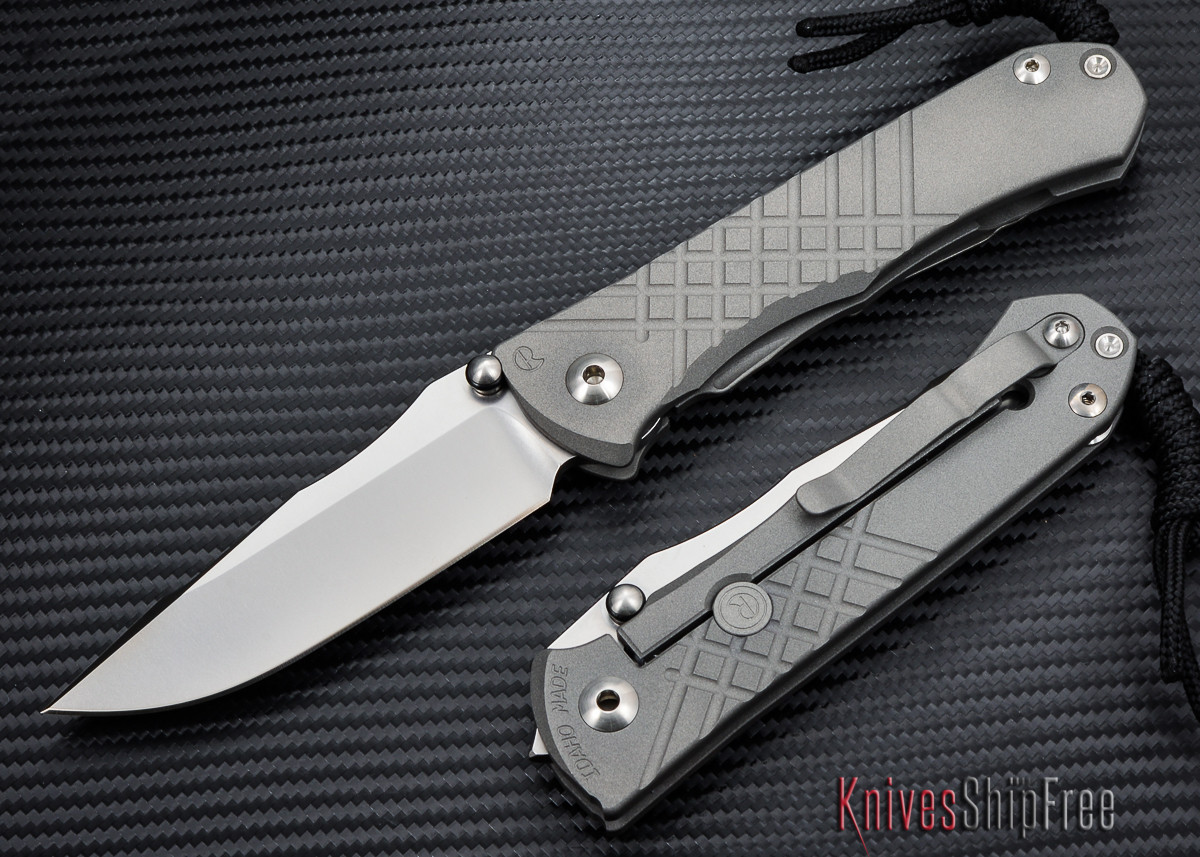Chris Reeve Knives: Umnumzaan primary image