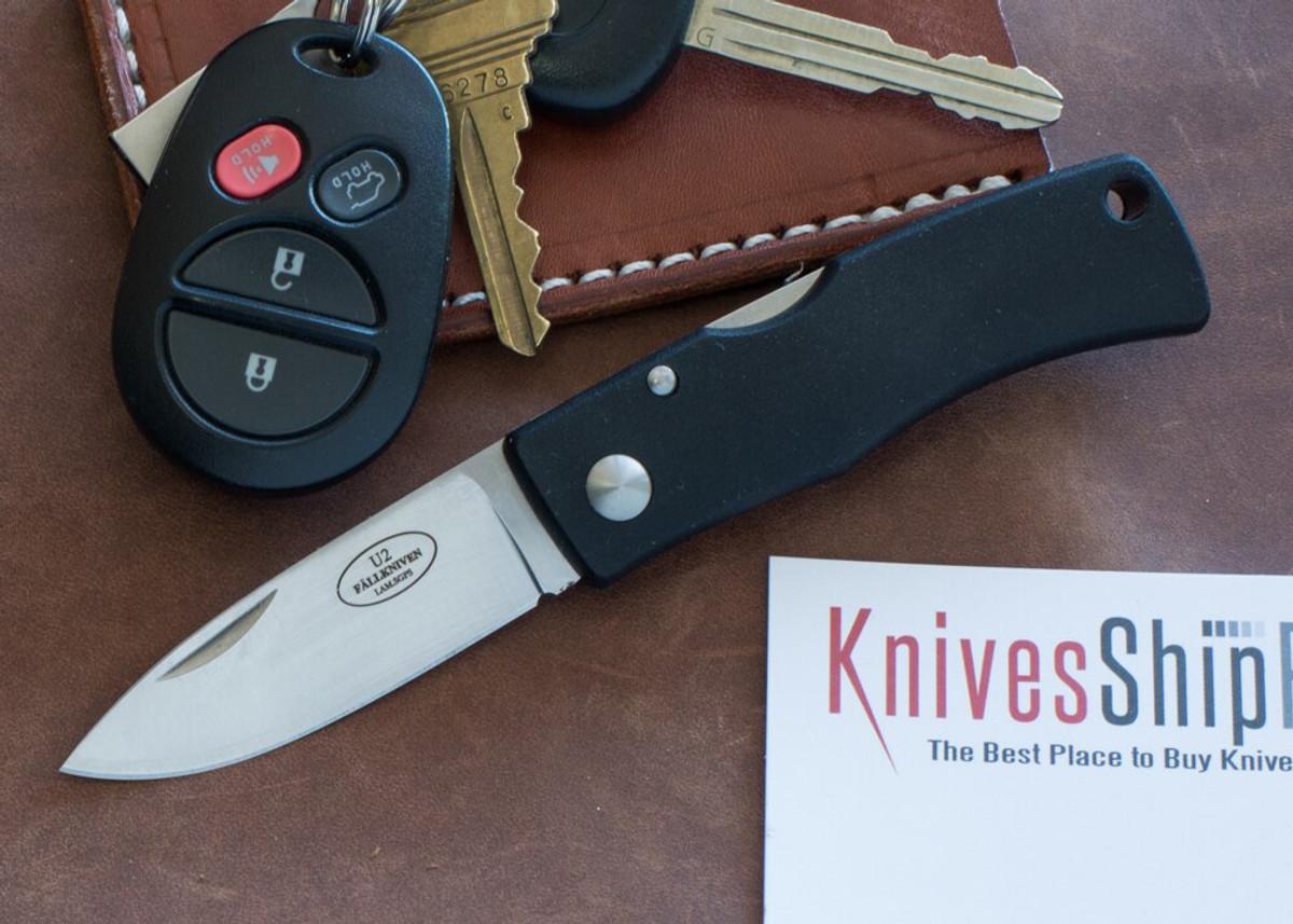 Fallkniven: U2 Lockback Pocket Knife - SGPS Laminated Powder Steel primary image