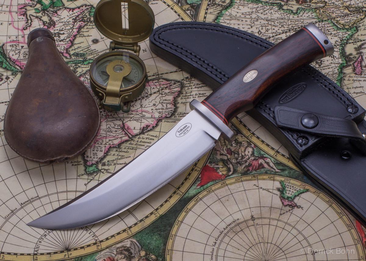 Fallkniven: V1L Volcano Knife - V1 Leather Sheath primary image