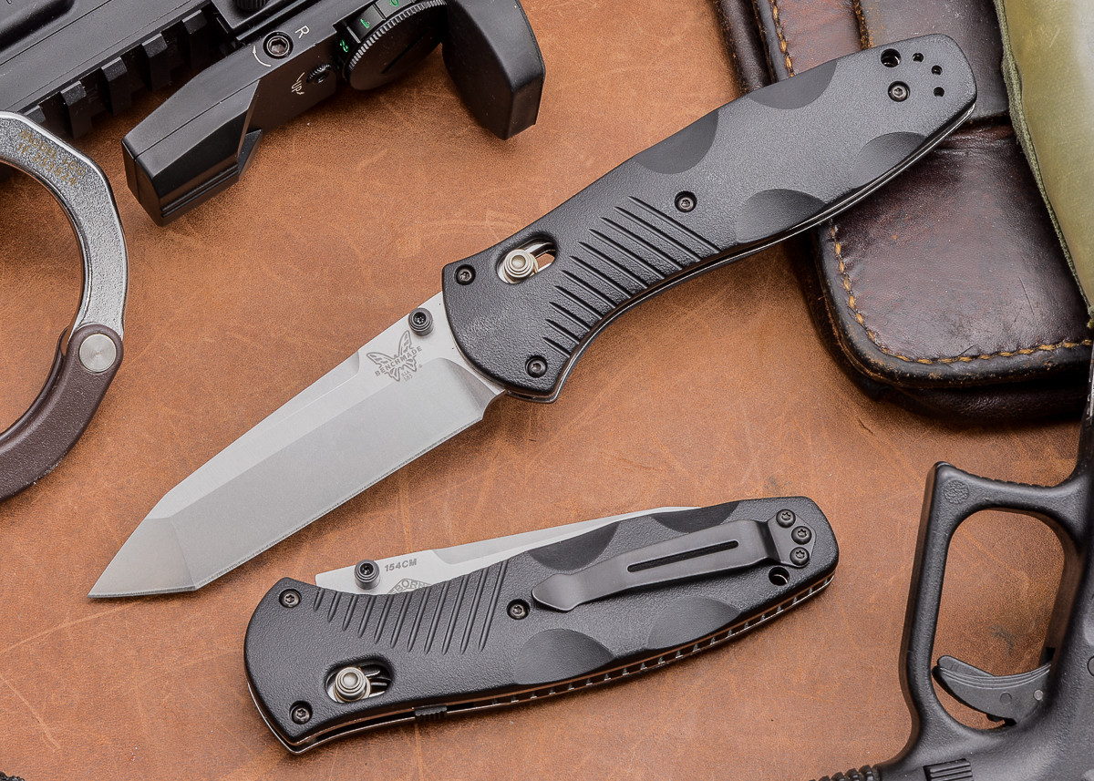 Benchmade Knives: 583 Barrage - Tanto primary image