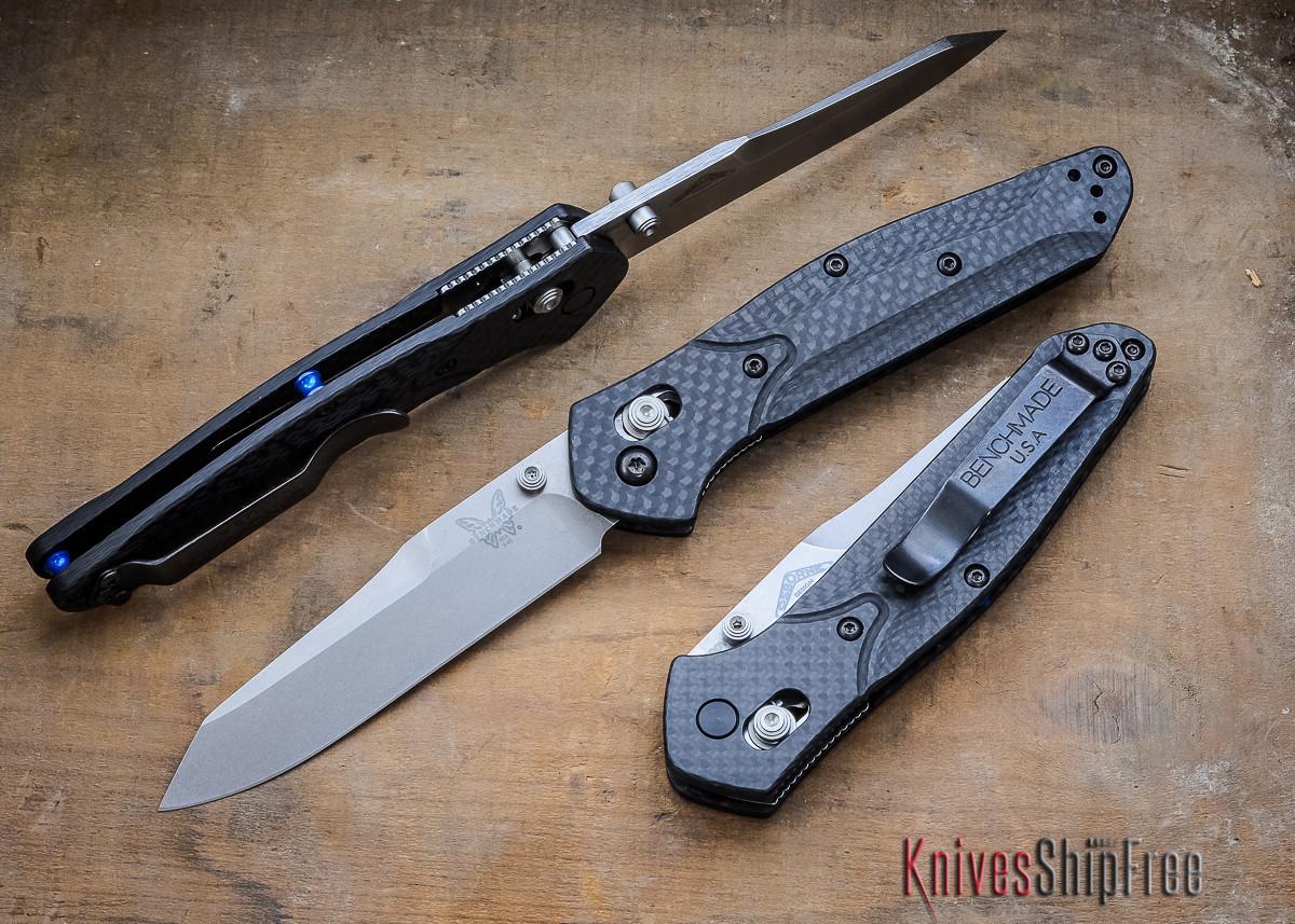 Benchmade Knives: 940-1 Osborne - Carbon Fiber primary image