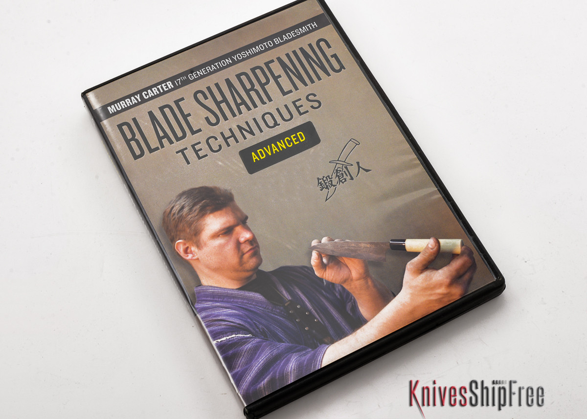 Advanced Blade Sharpening Techniques - Digital Download primary image