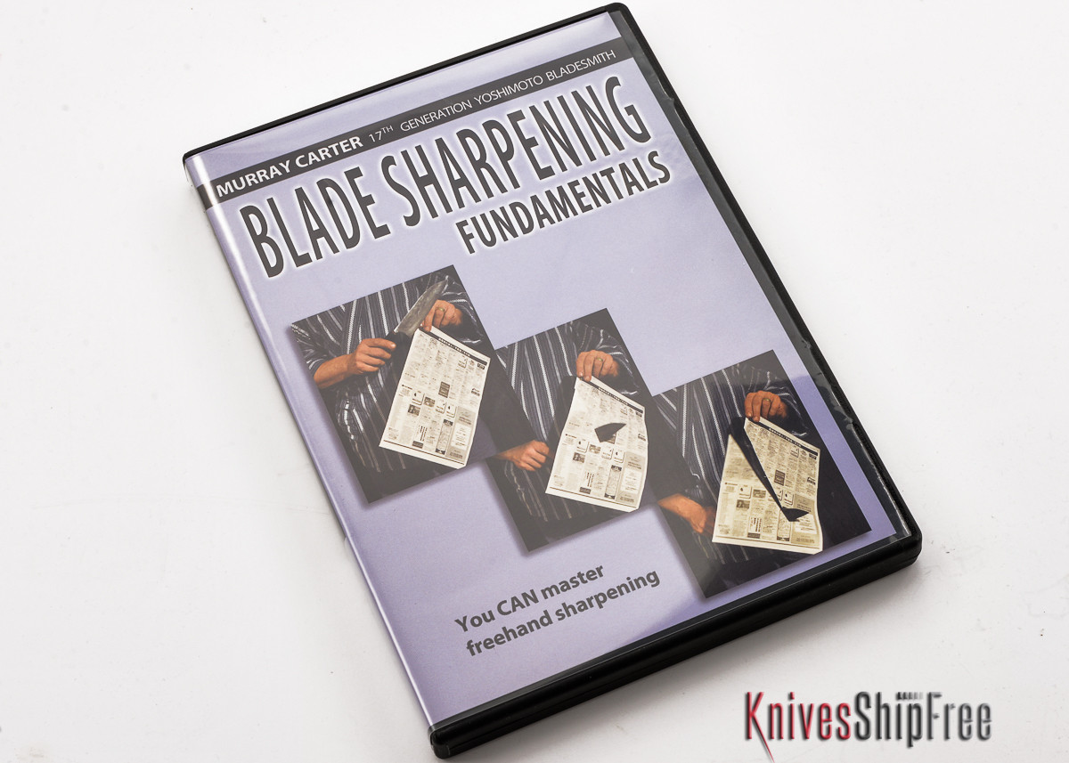 Carter Cutlery: Blade Sharpening Fundamentals primary image