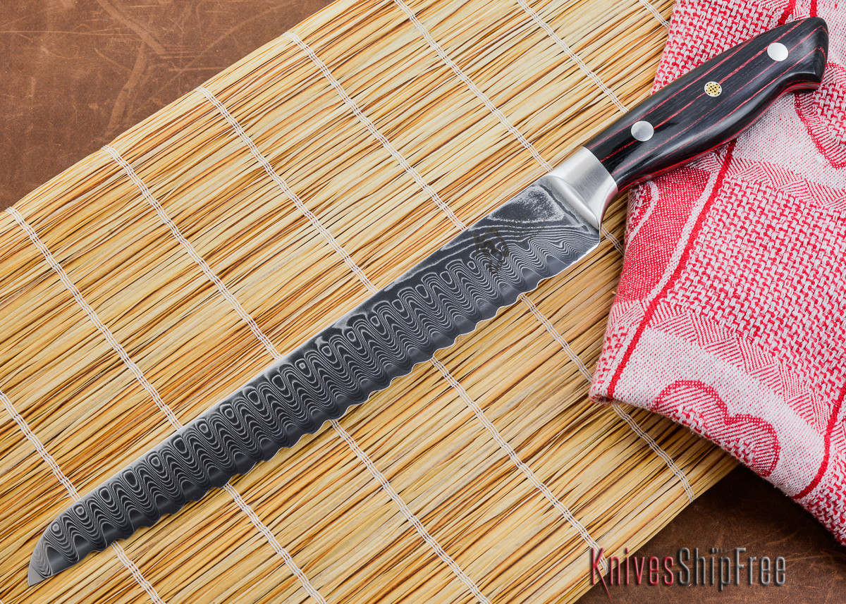 """Shun Knives: Reserve Bread 9"""" - ND0705 primary image"""