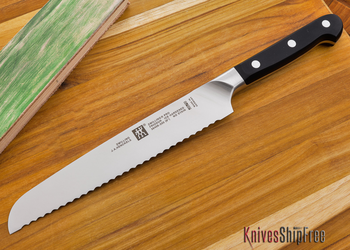 "Henckels ZWILLING Pro - 8"" Bread Knife"