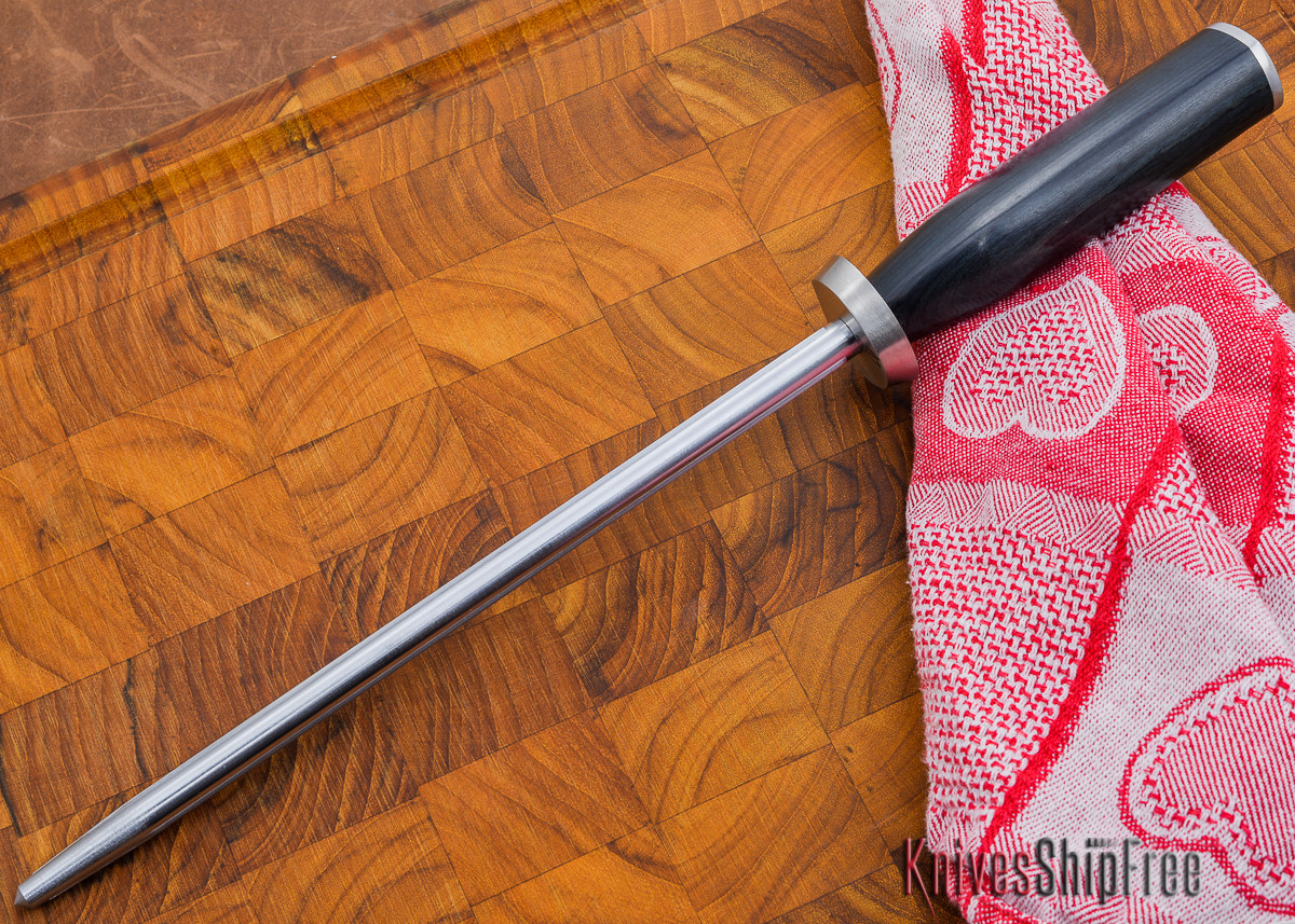 "Shun Knives: Classic Combination Honing Steel 9"" - DM0790 primary image"