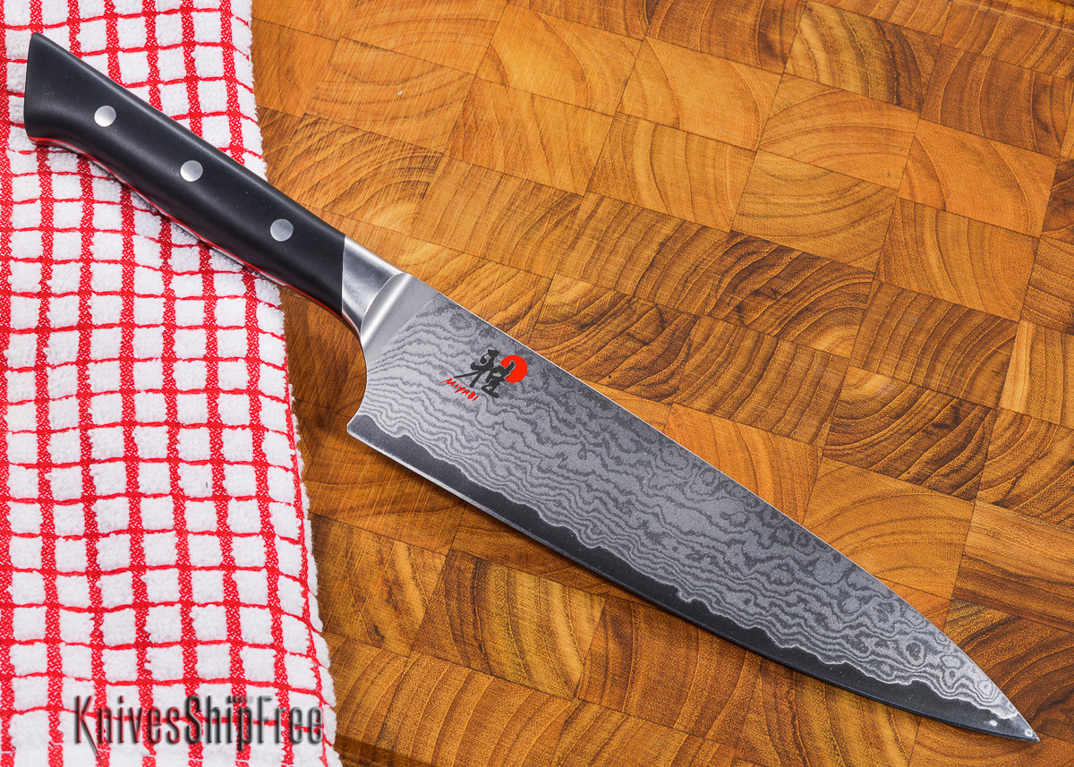 "MIYABI: Fusion Morimoto Edition - 8"" Chef's Knife primary image"