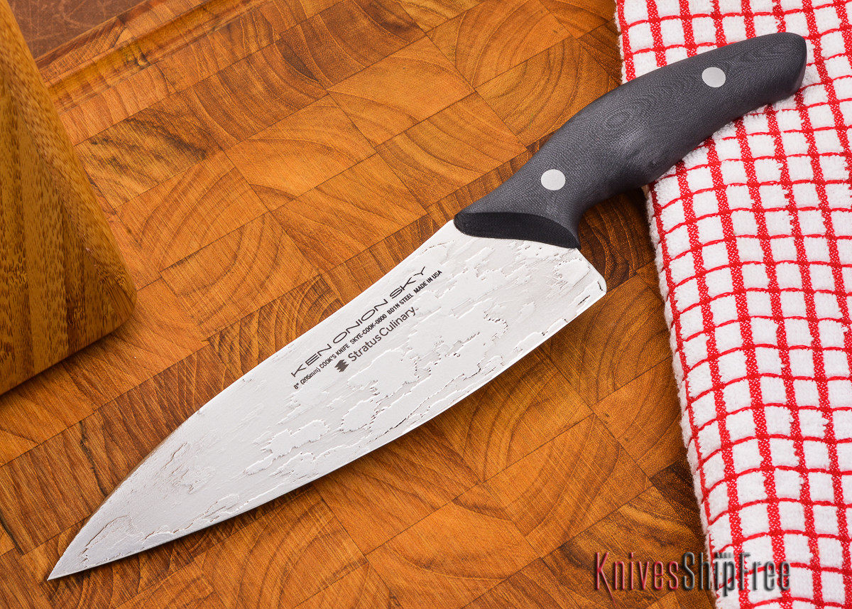 Ken Onion Sky 8 Cook S Chef S Knife All Knives Ship Free