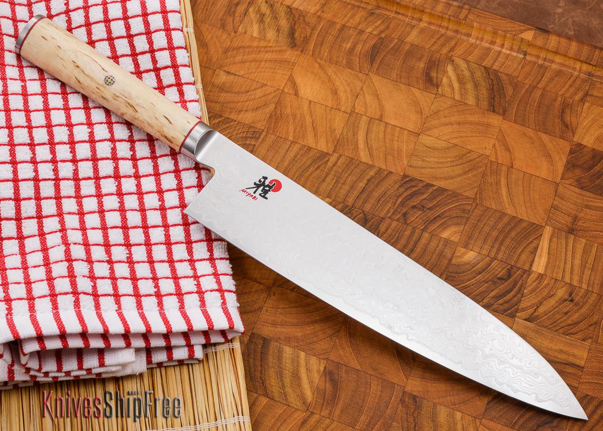 "MIYABI: Birchwood Edition - 9"" Chef's Knife primary image"