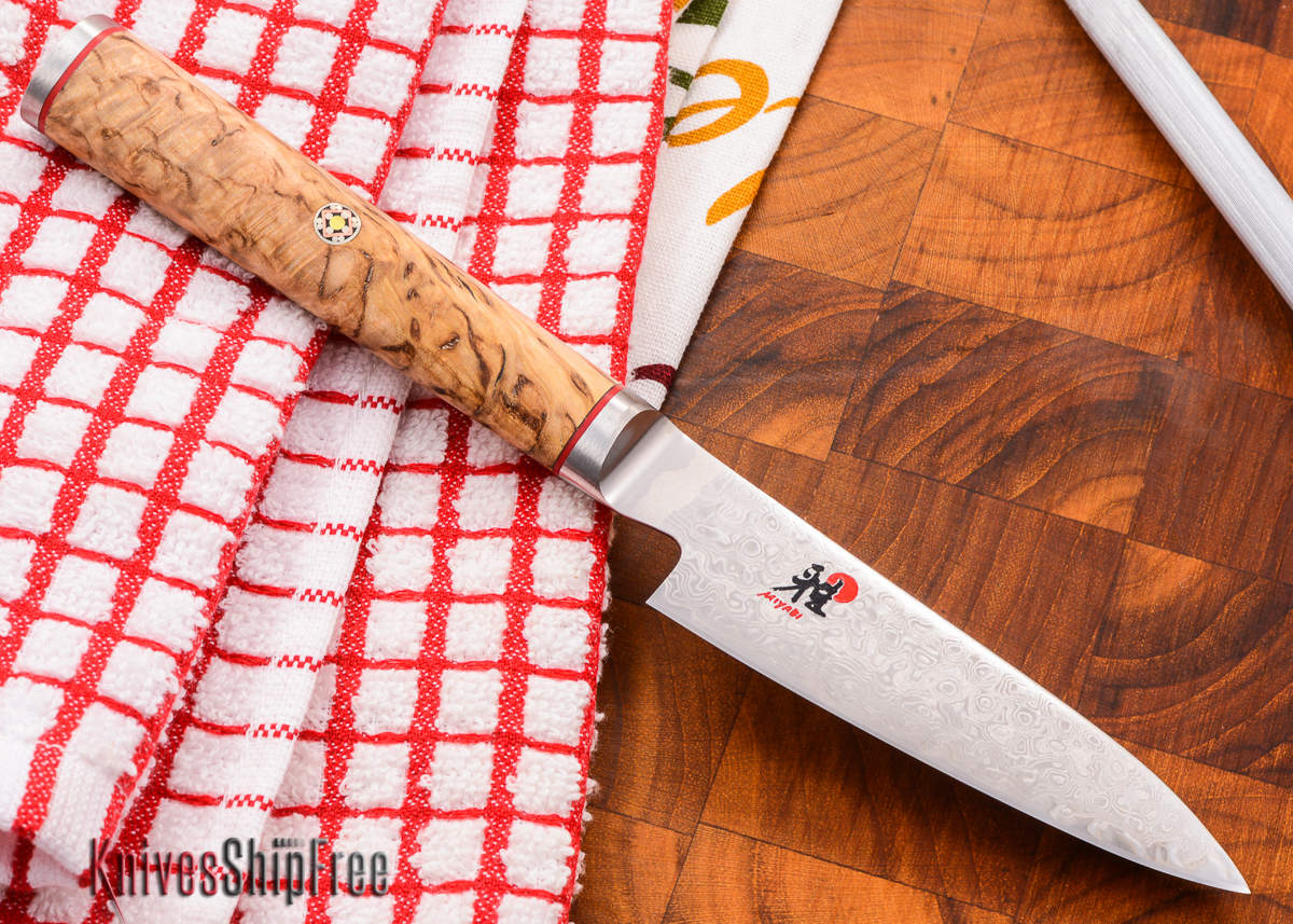 "MIYABI: Birchwood Edition - 3.5"" Paring Knife primary image"