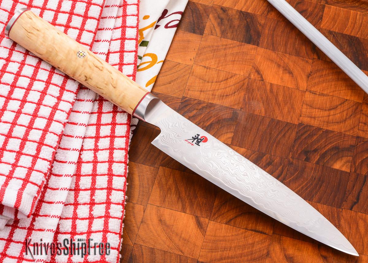 """MIYABI: Birchwood Edition - 6"""" Utility Knife primary image"""