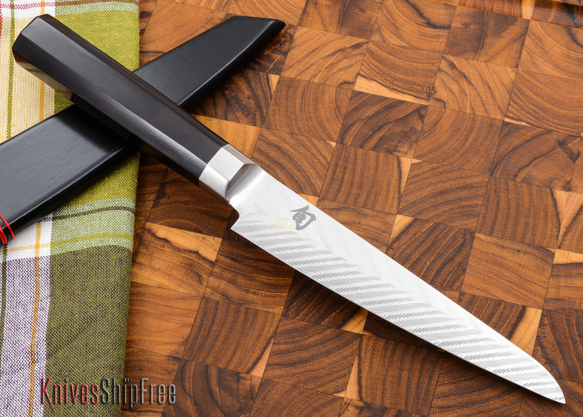 Shun Knives: Dual Core Utility / Butcher's Knife - VG0019 primary image