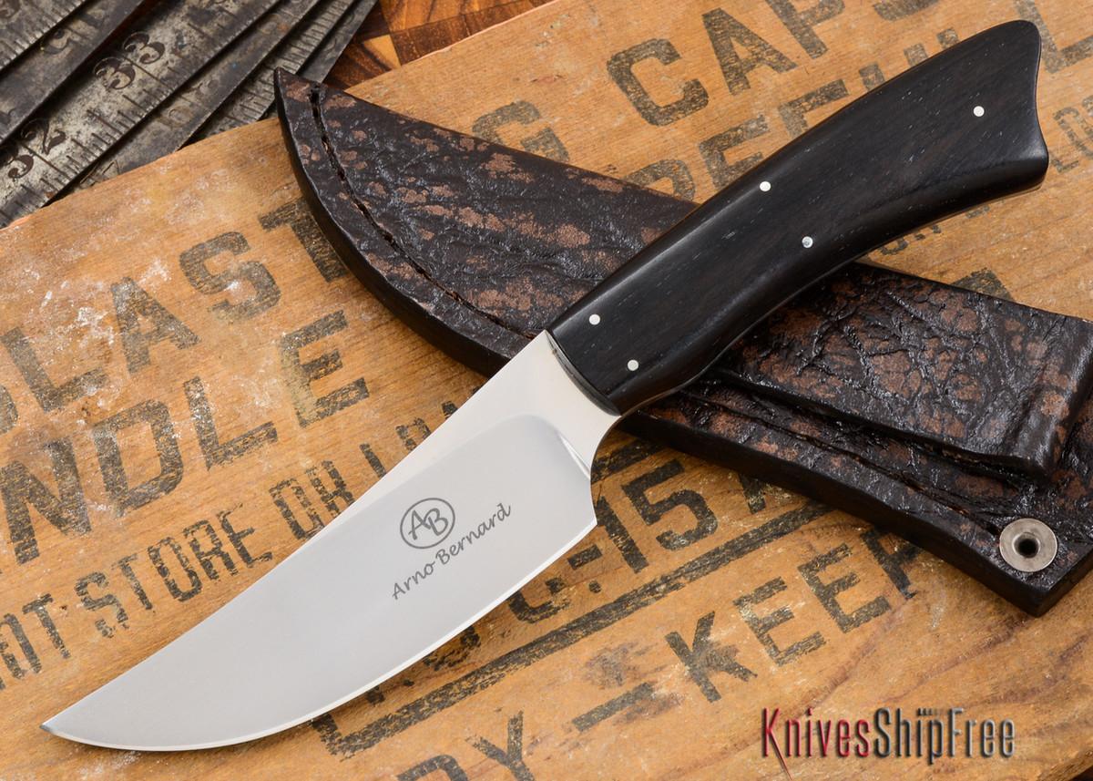 Arno Bernard Knives: Grazer Series - Springbok - Ebony - 121907 primary image