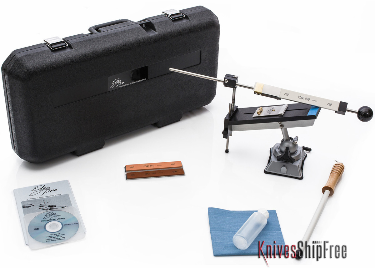 Edge Pro: Pro Kit 2 - Professional Model Sharpening System primary image