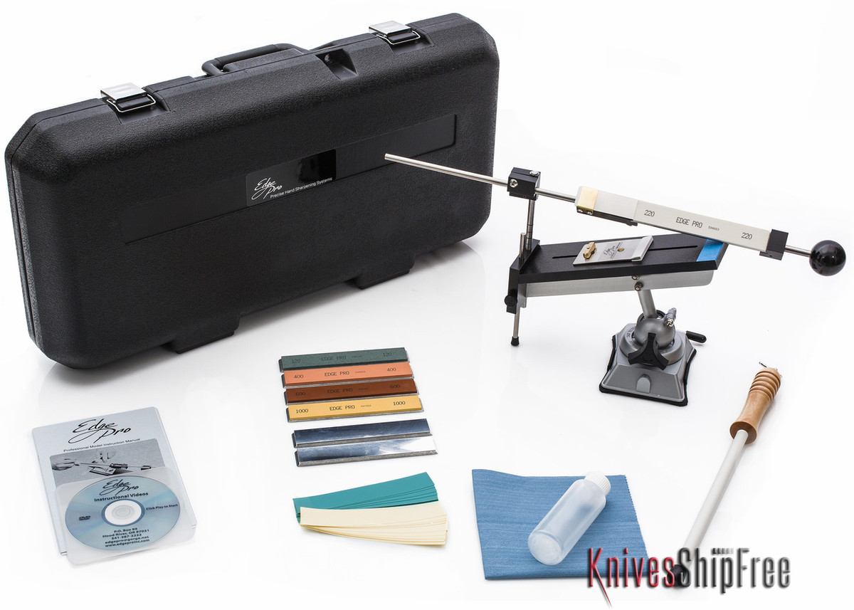 Edge Pro: Pro Kit 3 - Professional Model Sharpening System primary image